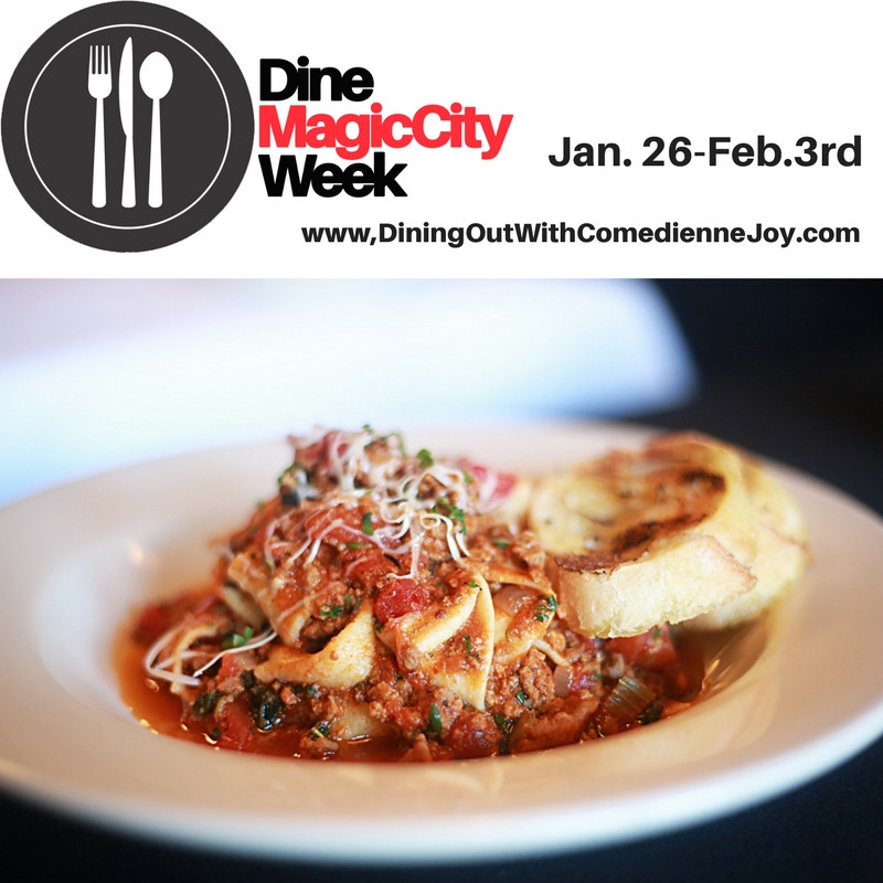 Dine Magic City Week