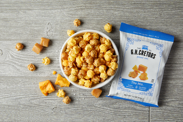 Salty & Oh So Sweet Popcorn