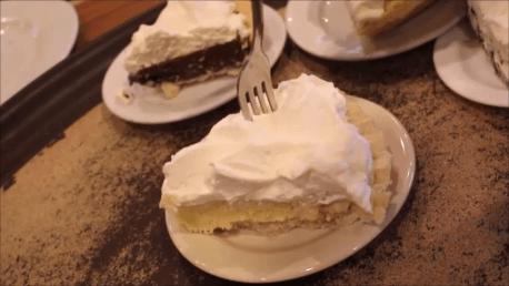 Banana Chocolate Pie