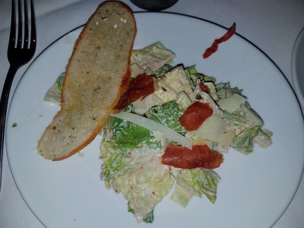 Modern Ceasar Salad