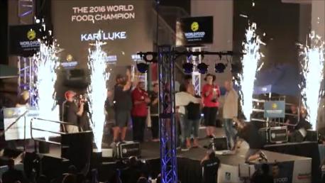 Congrats Kari Luke