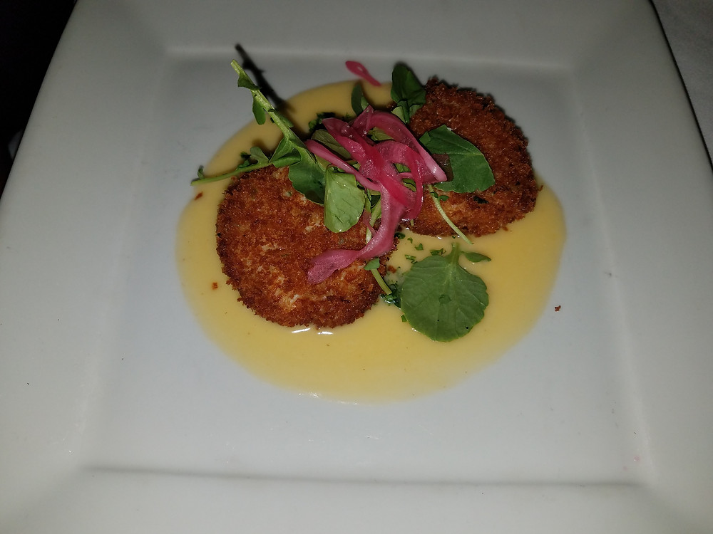 Crab Cake appeptizer