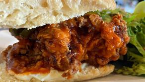 Terrill's Terrific Chicken Sammy