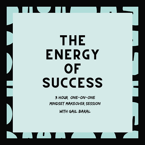 The Energy of Success Mindset Makeover Session