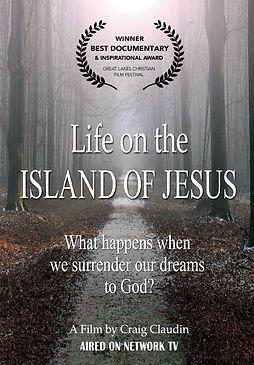Life on the Island of Jesus MINI POSTER.