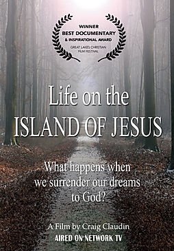 Life on the Island of Jesus MINI POSTER.
