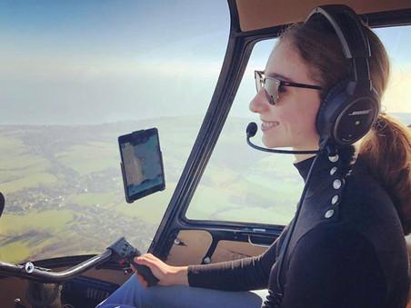 Katherine - Helicopter Pilot