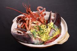 玉露鲜龙虾