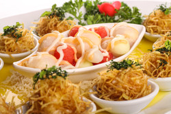 千丝沙律虾 (8粒起)