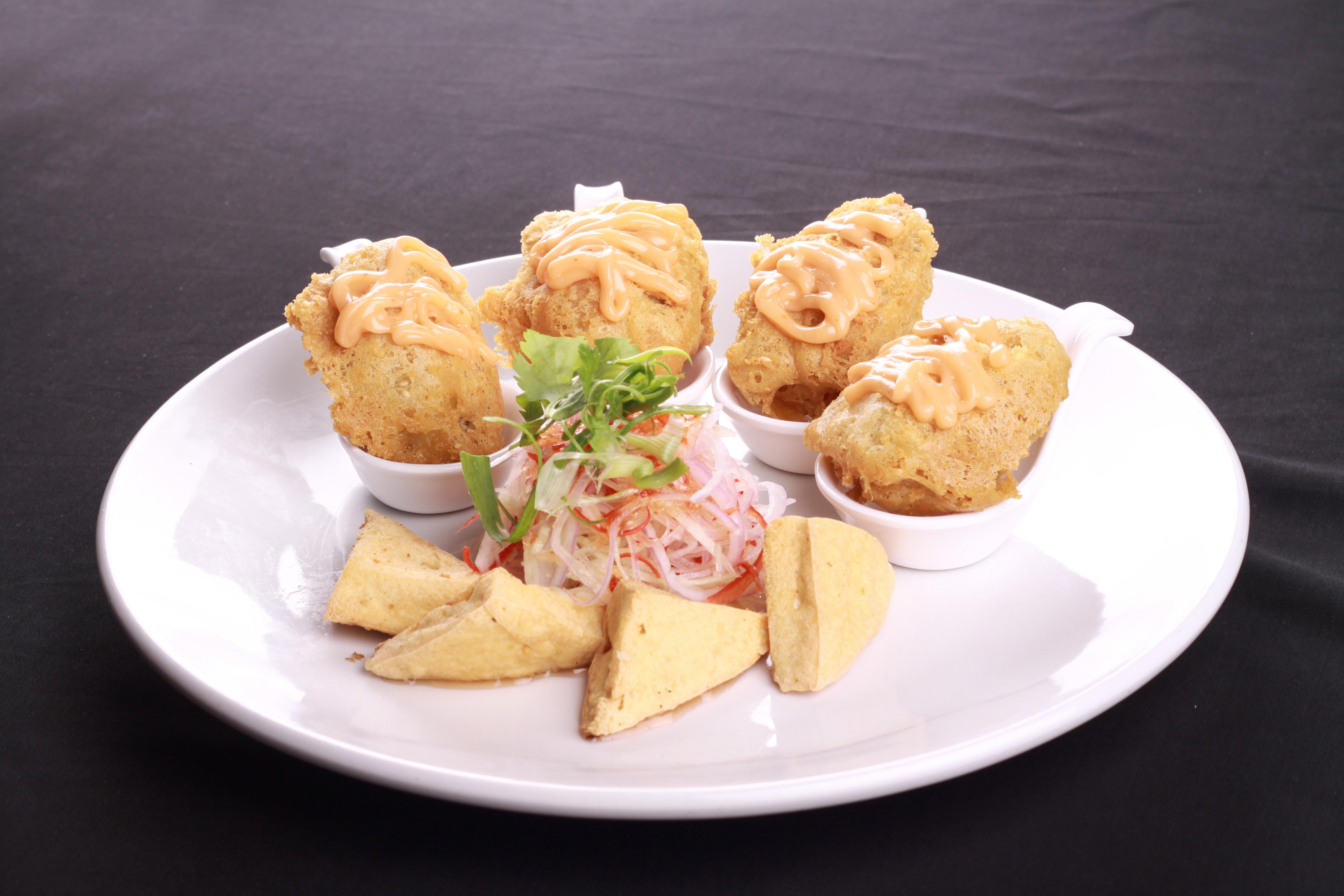 千岛酥豆腐