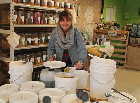 Small biz stories: The Wholesome Living Store