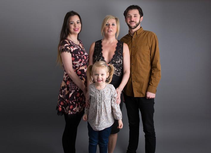Family portaits oxfordshire
