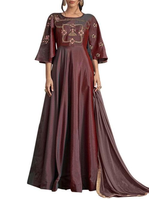 Gorgeous Brown Color Wedding Dresses Online