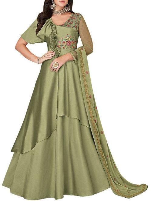 Magnificent Mehendi Wedding Dresses Online