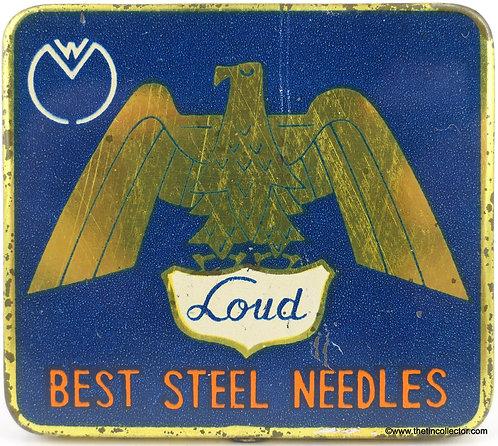 ANONYMOUS Gramophone Needle Tin - German Eagle