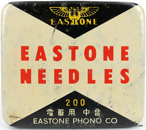 EASTONE Gramophone Needle Tin