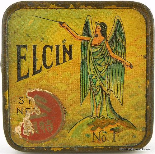 ELCIN Gramophone Needle Tin