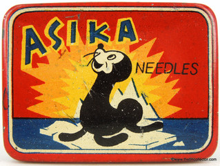 Asika the sea lion...