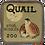 Thumbnail: QUAIL Gramophone Needle Tin