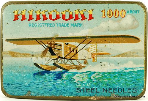 HIKOOKI Gramophone Needle Tin (1000 size)