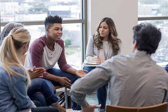 Collective Trauma in Adolescents