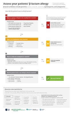 General Beta-lactam allergy assessment a