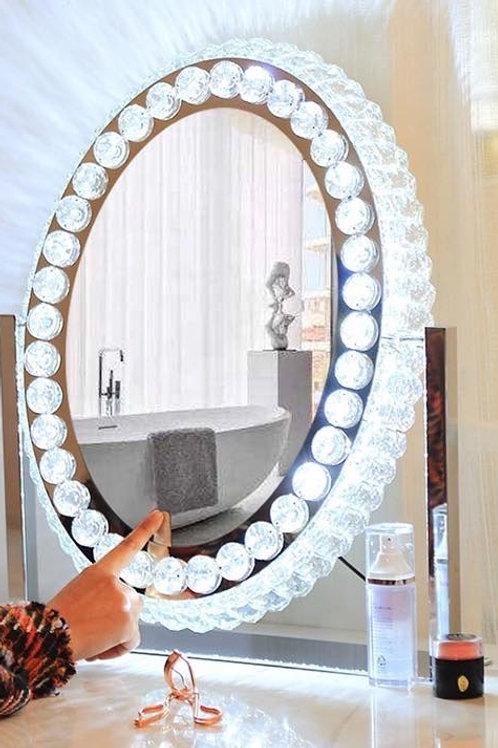 Elégencé 'Diamond' Vanity Mirror