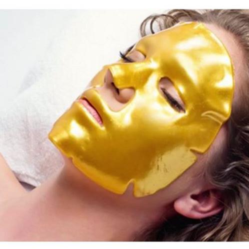 Elégencé 24K Gold Collagen Face Mask (Pack of 3)