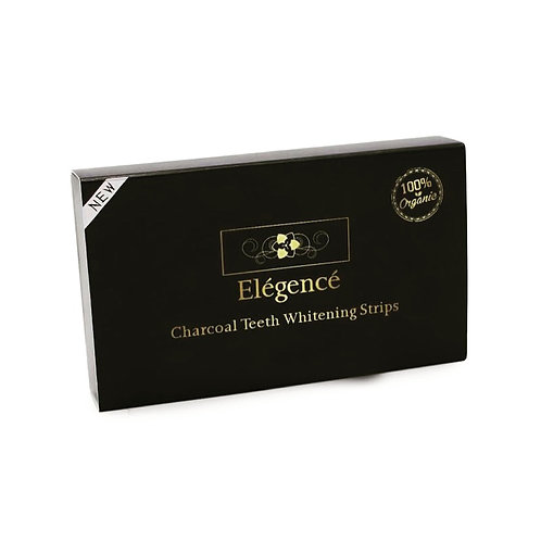 Elégencé Noir Teeth Whitening Strips