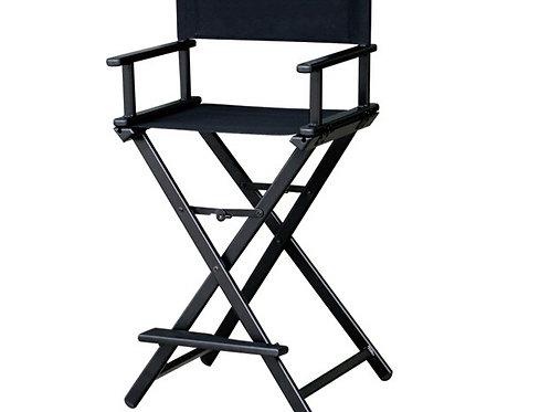 Elégencé Noir Makeup Artist Chair