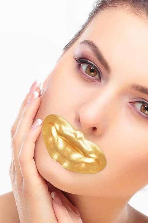 Elégencé 24K Gold Collagen Lip Mask
