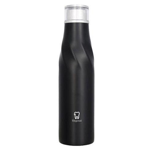 Elégencé Copper Vacuum-Insulated Bottle (Black)