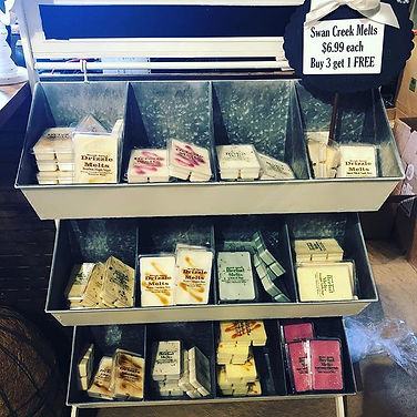 Swan Creek Melts have been restocked! _B