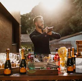 bartender para festa