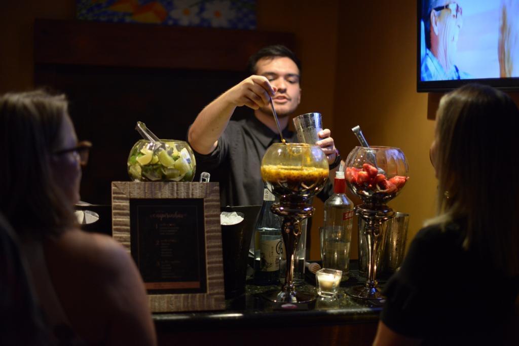 Barman para formatura