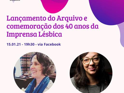 Lançamento do Arquivo Lésbico Brasileiro (ALB)