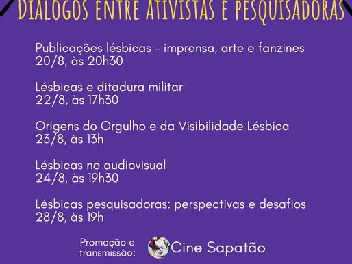 (A)gosto das lésbicas: diálogos entre ativistas e pesquisadoras