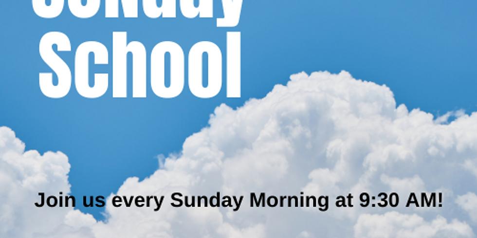 CBCC SONday School (Every Sunday Morning)