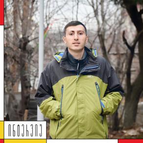 Interview: Aleqsandre Mishelashvili