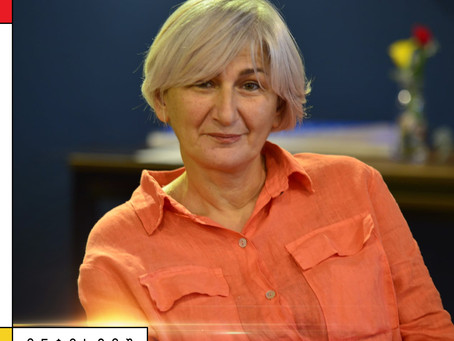 Interview: Ekaterine Darsania