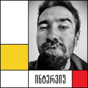 Interview: Tevdore Gogoladze