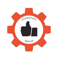 SBA - Unlimited Skills Approved - Badge.