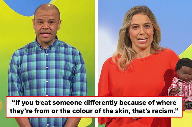 Play School racism