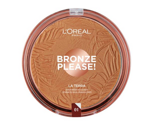 bronze please! loreal paris