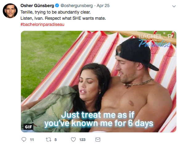 osher gunsberg twitter