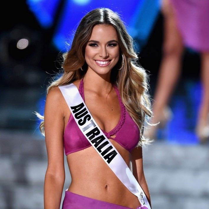 Monika Radulovic Miss Universe