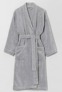 Sheridan unisex robe