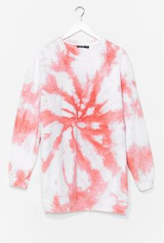 Ride or Tie Dye Sweater