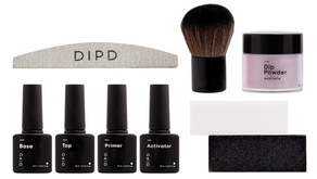 Get salon SNS results at home with Dipd Nails