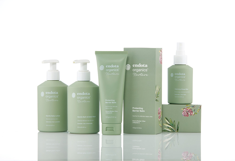 endota baby products